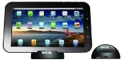 "7"" Marvell 618 Android Tablet  with 3G/GPS + Docking Station"