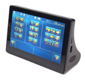 "7"" Android Desktop Touchscreen Display for Kiosks"