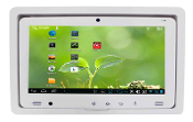"9"" Android Wall Mount PoE RJ45 Tablet for Time & attendance"