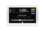 "10"" Android Panel PC with front NFC and PoE"