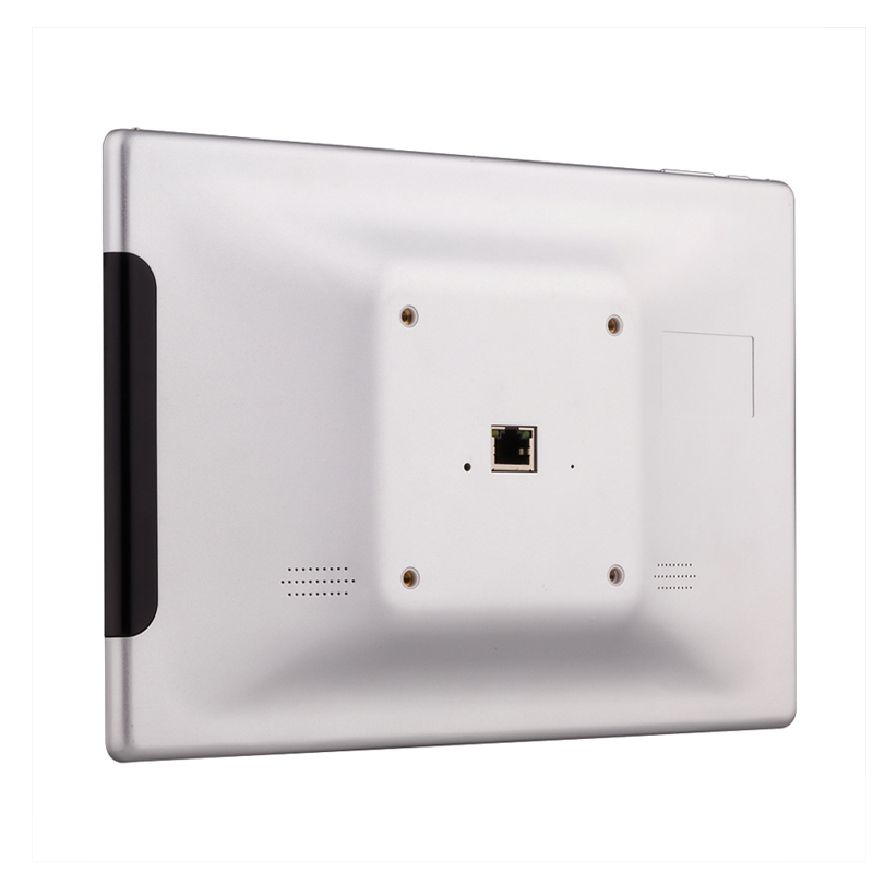 10 inch Android 4 0 POE Wall Mount Tablet Resolution 1280 x 800